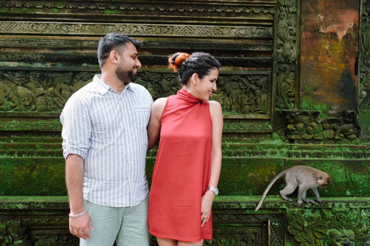 Nikel & Tanuja: Ubud Honeymoon Photography 28
