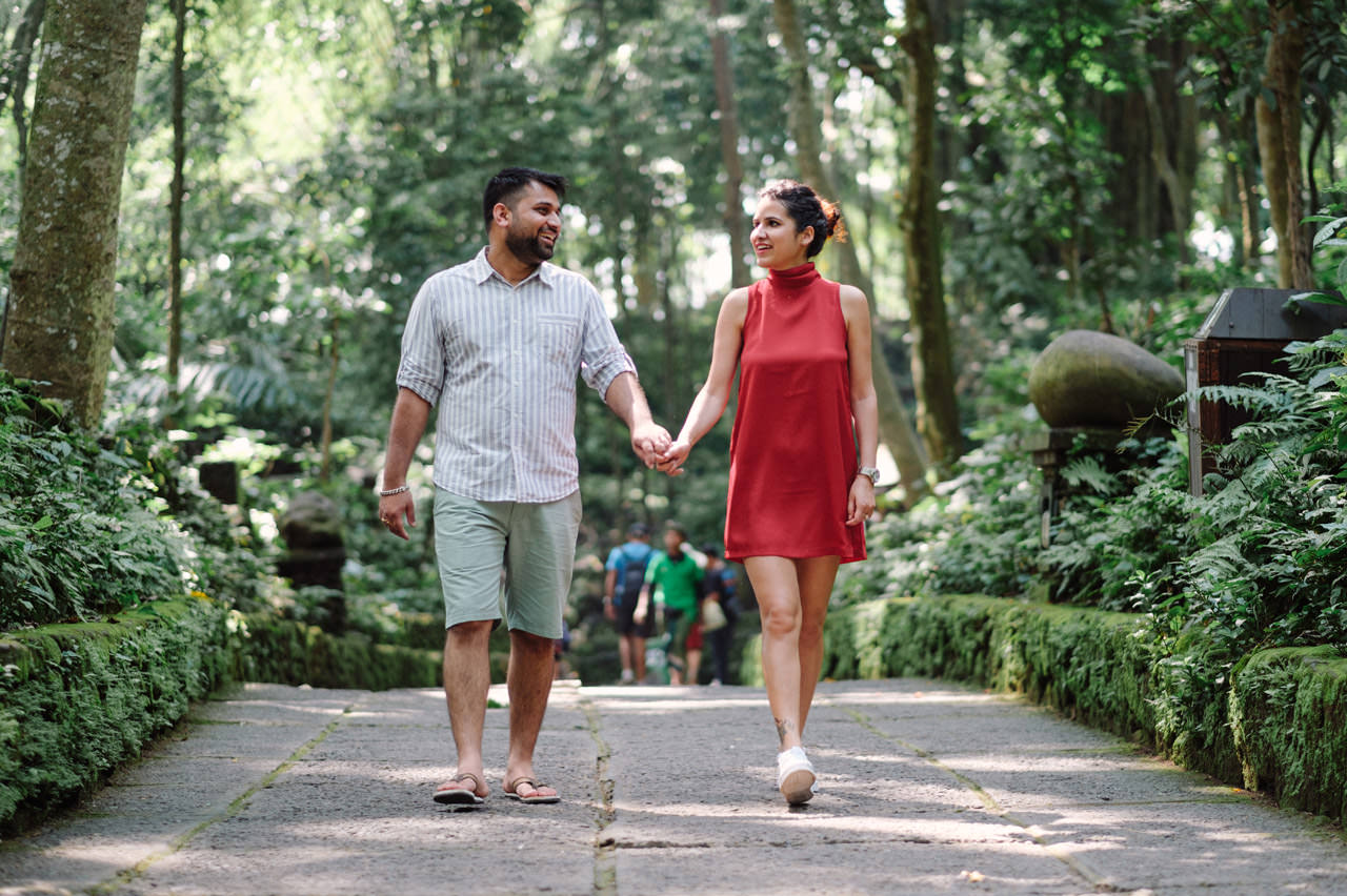 Nikel & Tanuja: Ubud Honeymoon Photography 29