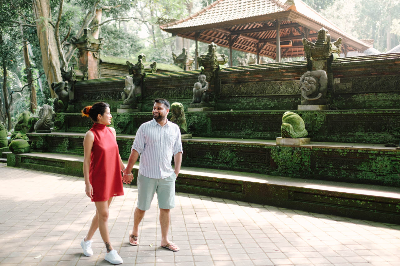 Nikel & Tanuja: Ubud Honeymoon Photography 31