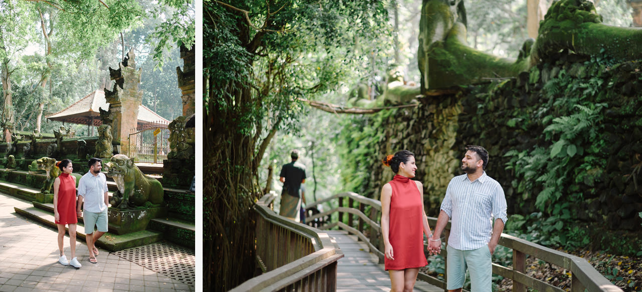 Nikel & Tanuja: Ubud Honeymoon Photography 32