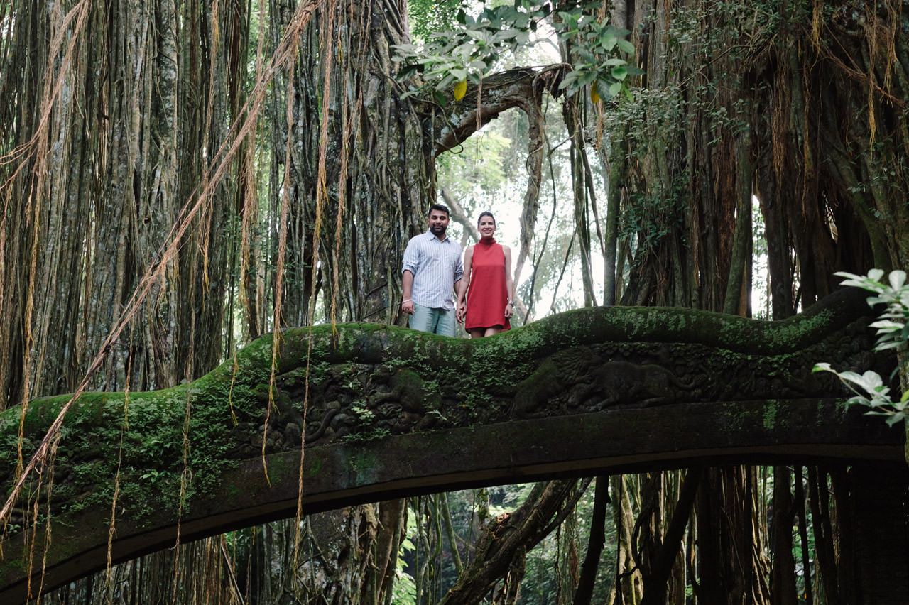 Nikel & Tanuja: Ubud Honeymoon Photography 34
