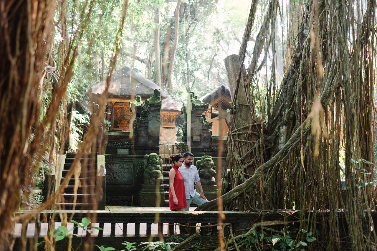 Nikel & Tanuja: Ubud Honeymoon Photography 36