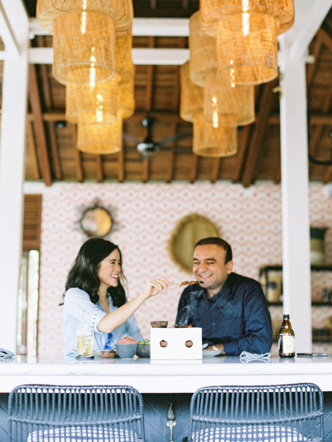 N&V: Fun Casual Engagement Session In Bali 1