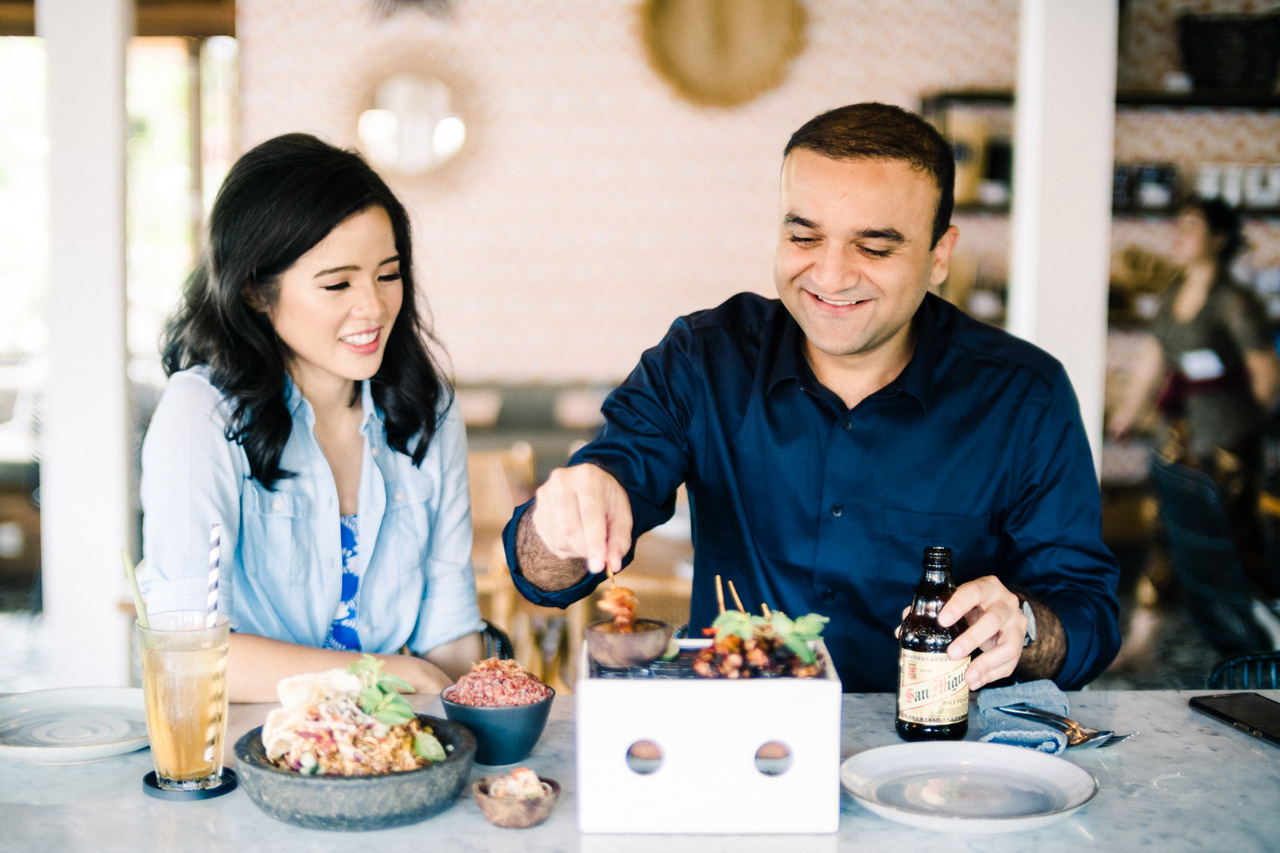 N&V: Fun Casual Engagement Session In Bali 3