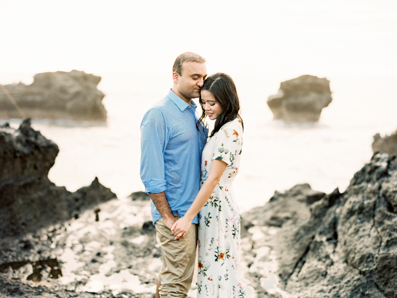 N&V: Fun Casual Engagement Session In Bali 13