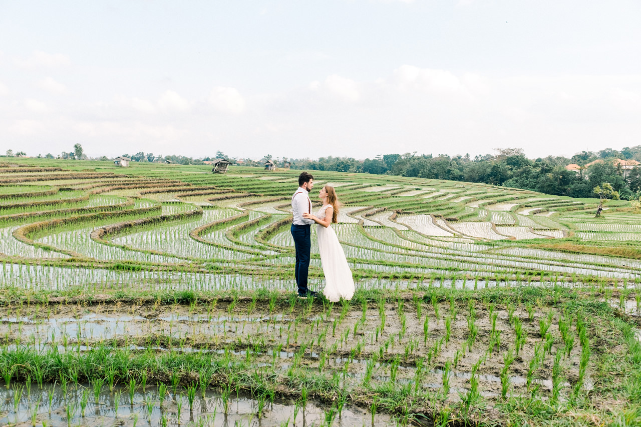O&S: From Poland to Canggu Honeymoon Photography 4
