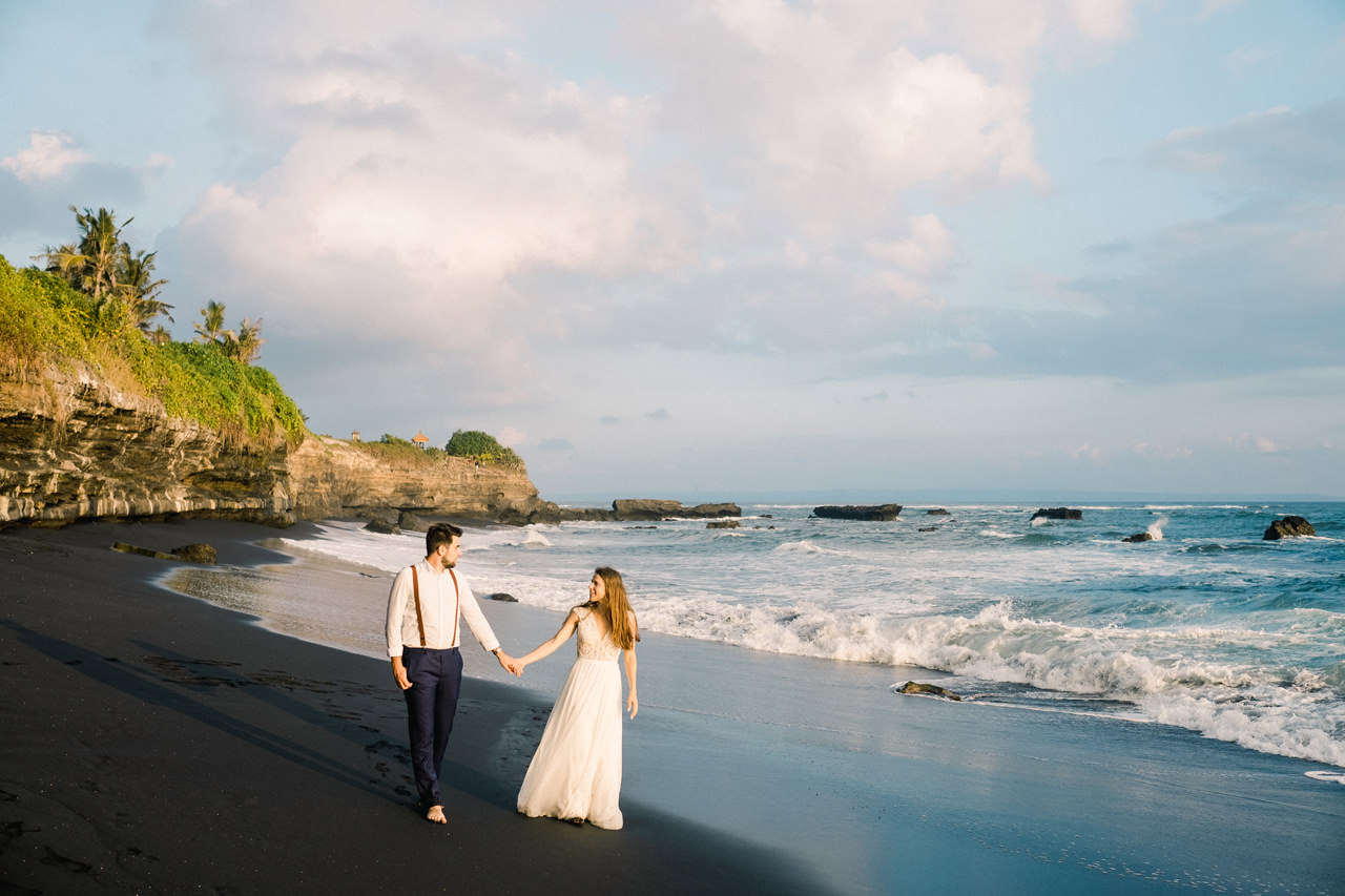 O&S: From Poland to Canggu Honeymoon Photography 9