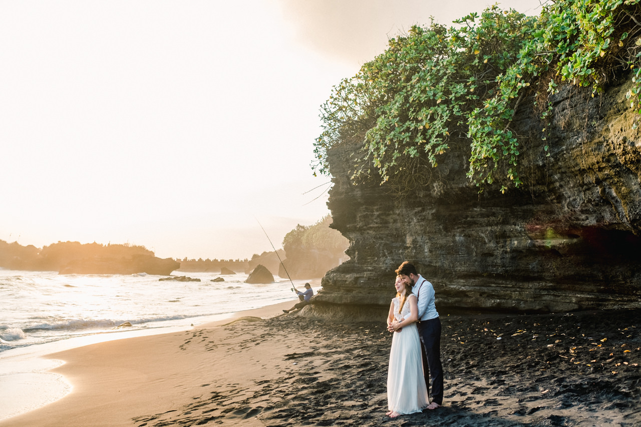 O&S: From Poland to Canggu Honeymoon Photography 12