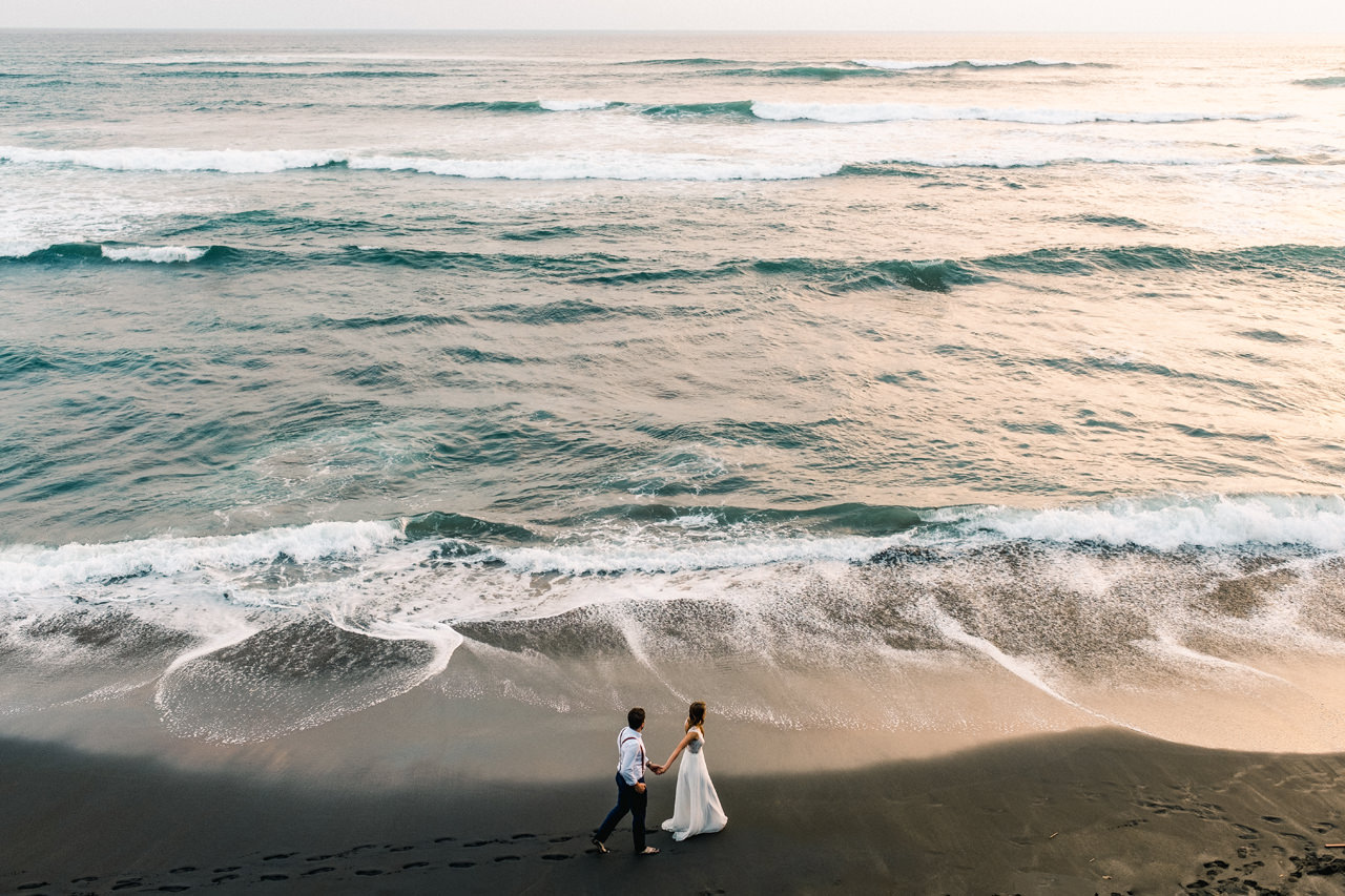 O&S: From Poland to Canggu Honeymoon Photography 17