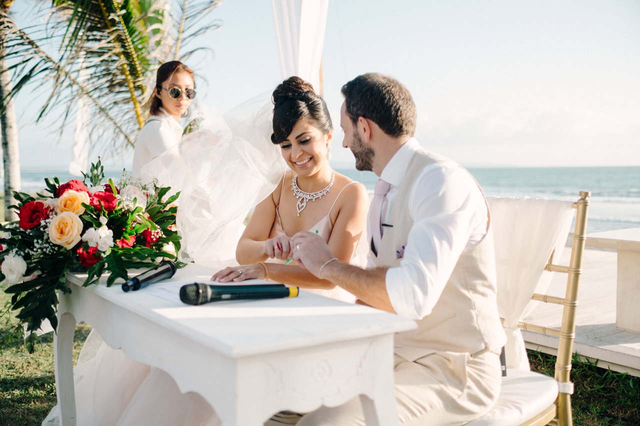 P&C: Getting Married in Bali 17