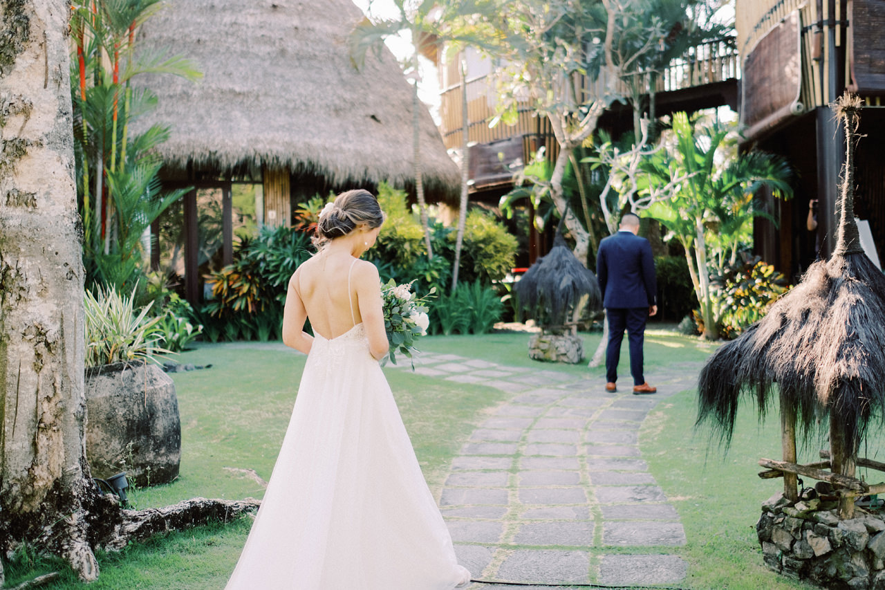 H&P: Light and Airy Bali Wedding Photography at Villa Taman Ahimsa 22