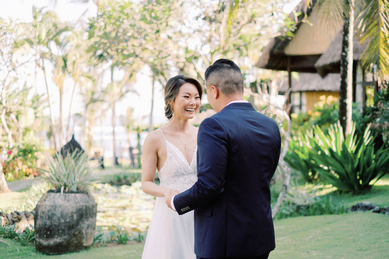 H&P: Light and Airy Bali Wedding Photography at Villa Taman Ahimsa 24