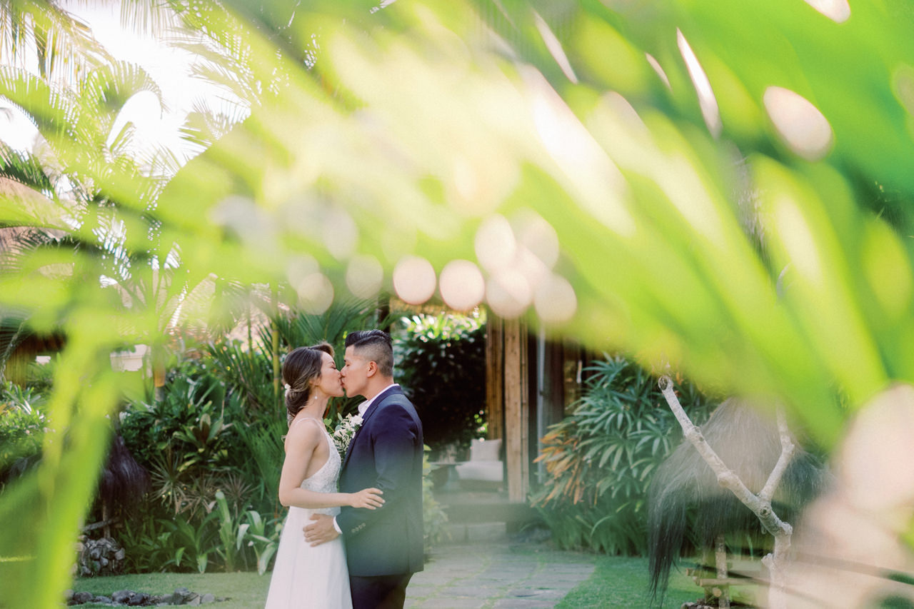 H&P: Light and Airy Bali Wedding Photography at Villa Taman Ahimsa 25