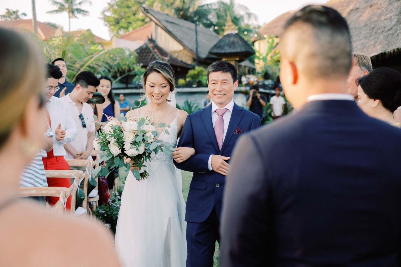 H&P: Light and Airy Bali Wedding Photography at Villa Taman Ahimsa 32