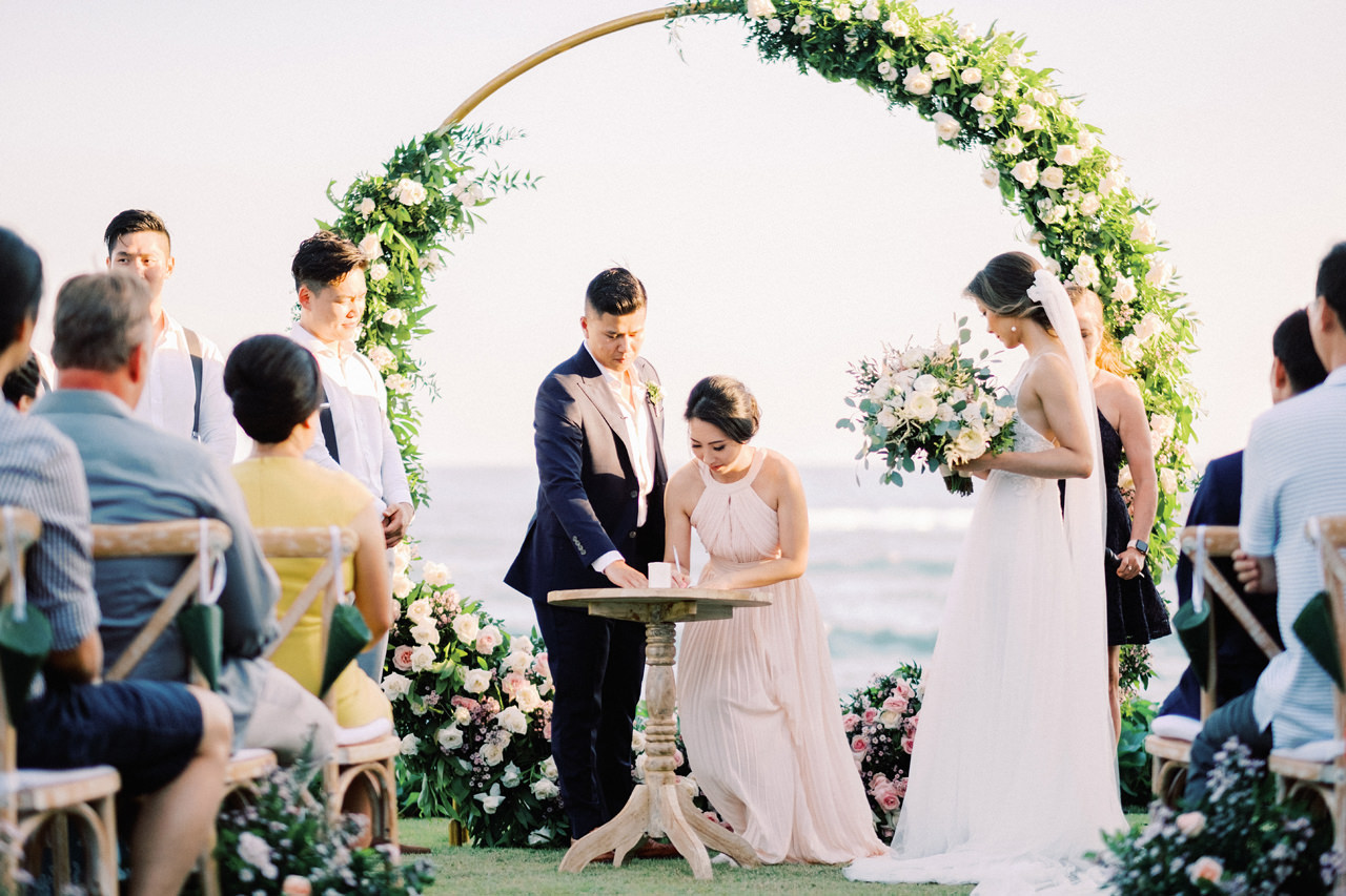 H&P: Light and Airy Bali Wedding Photography at Villa Taman Ahimsa 38