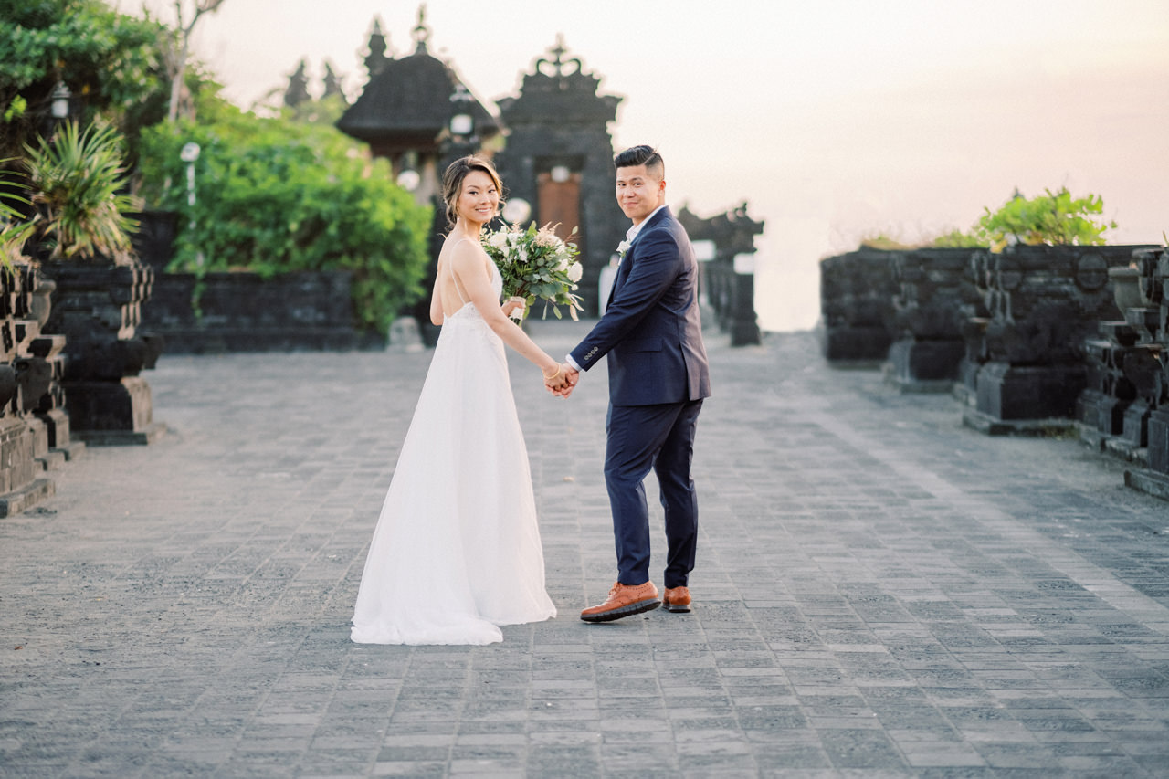 H&P: Light and Airy Bali Wedding Photography at Villa Taman Ahimsa 46