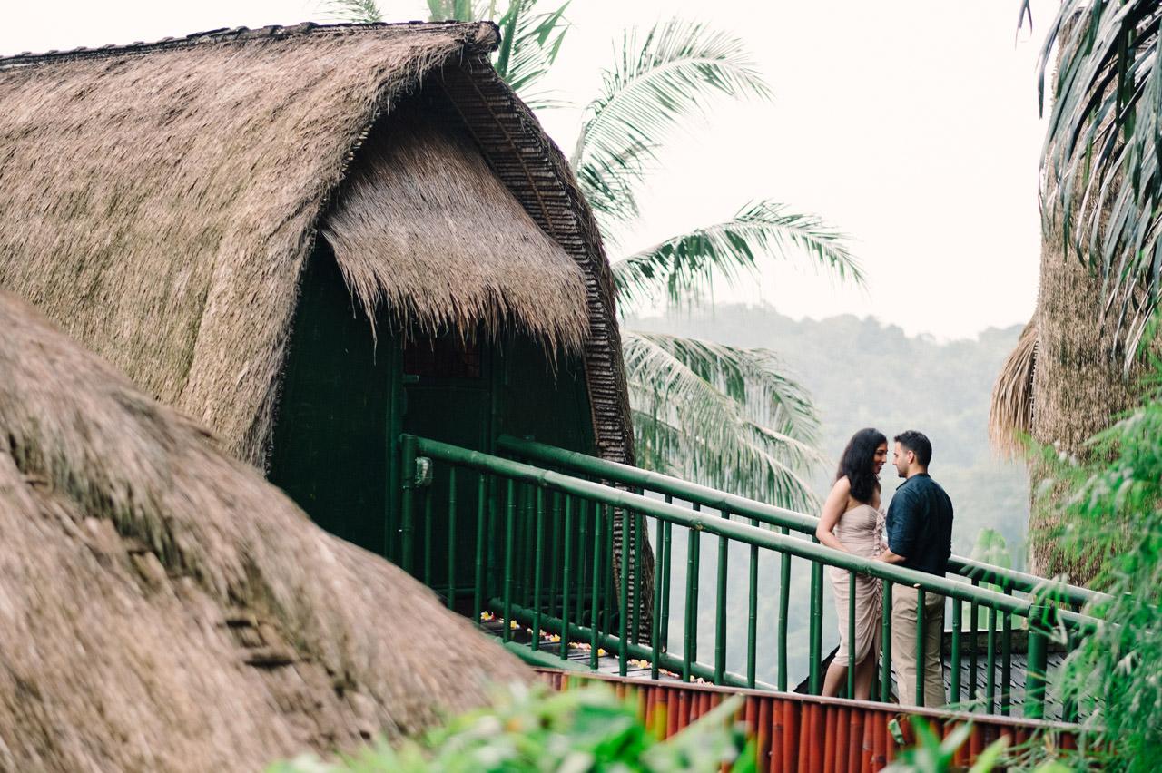 Parag and Mona: Ubud Surprise Proposal 10
