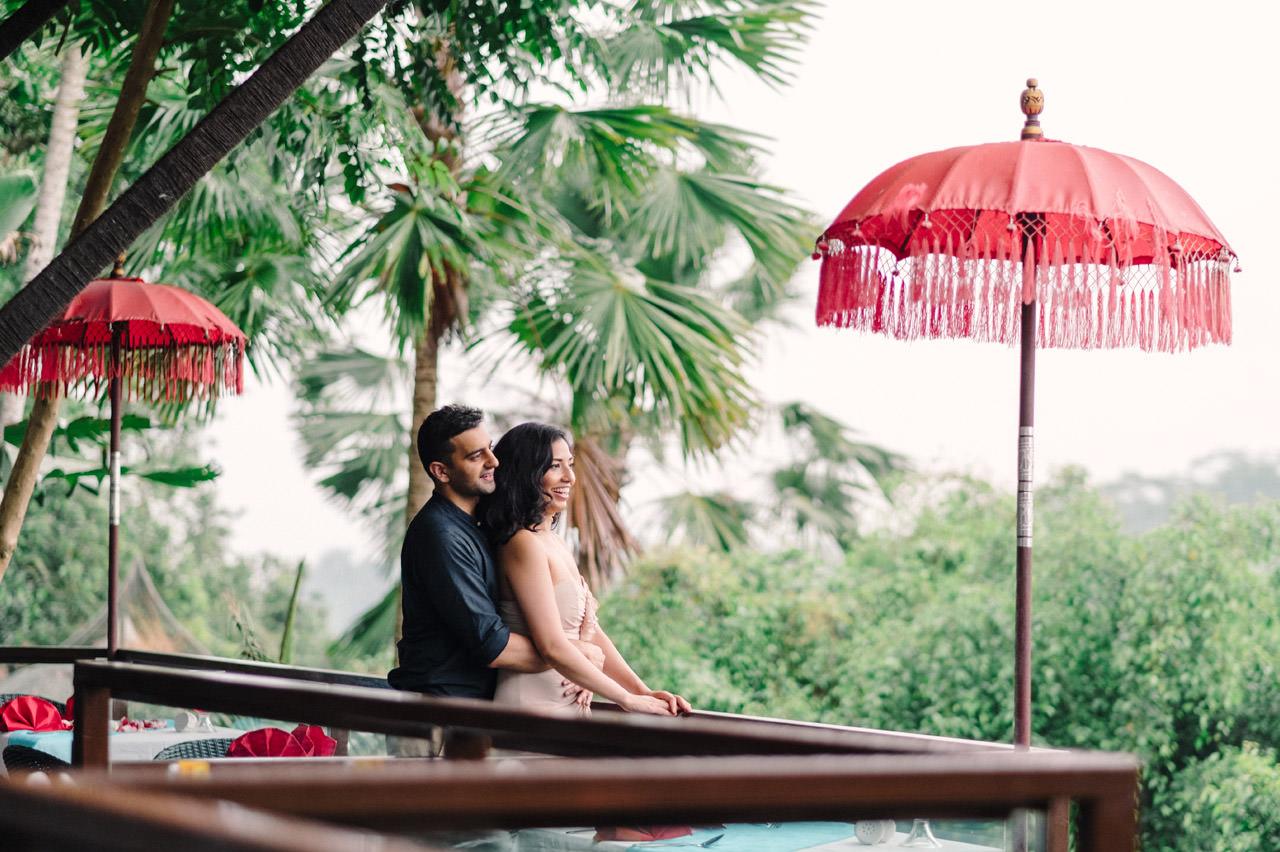 Parag and Mona: Ubud Surprise Proposal 11