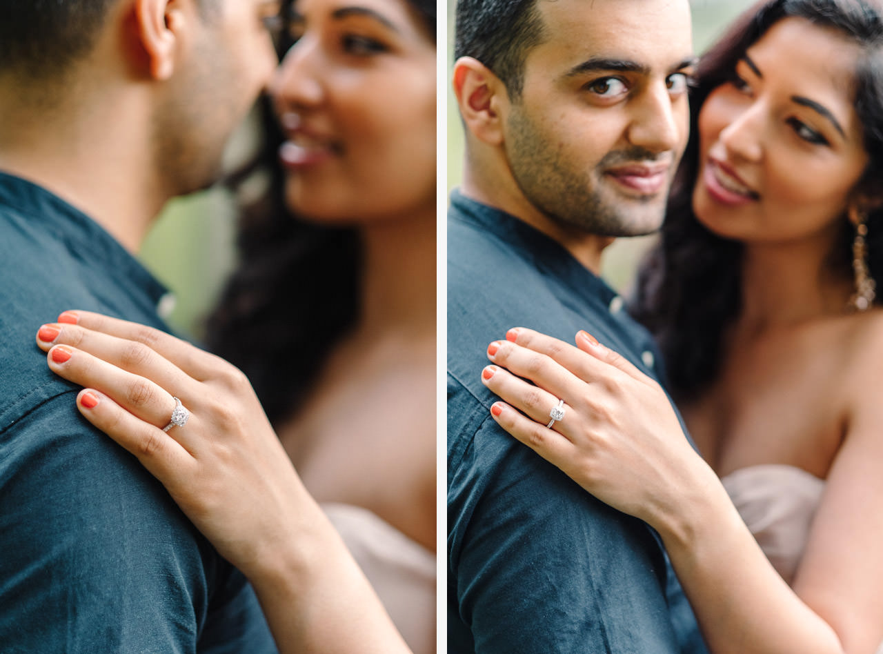 Parag and Mona: Ubud Surprise Proposal 13