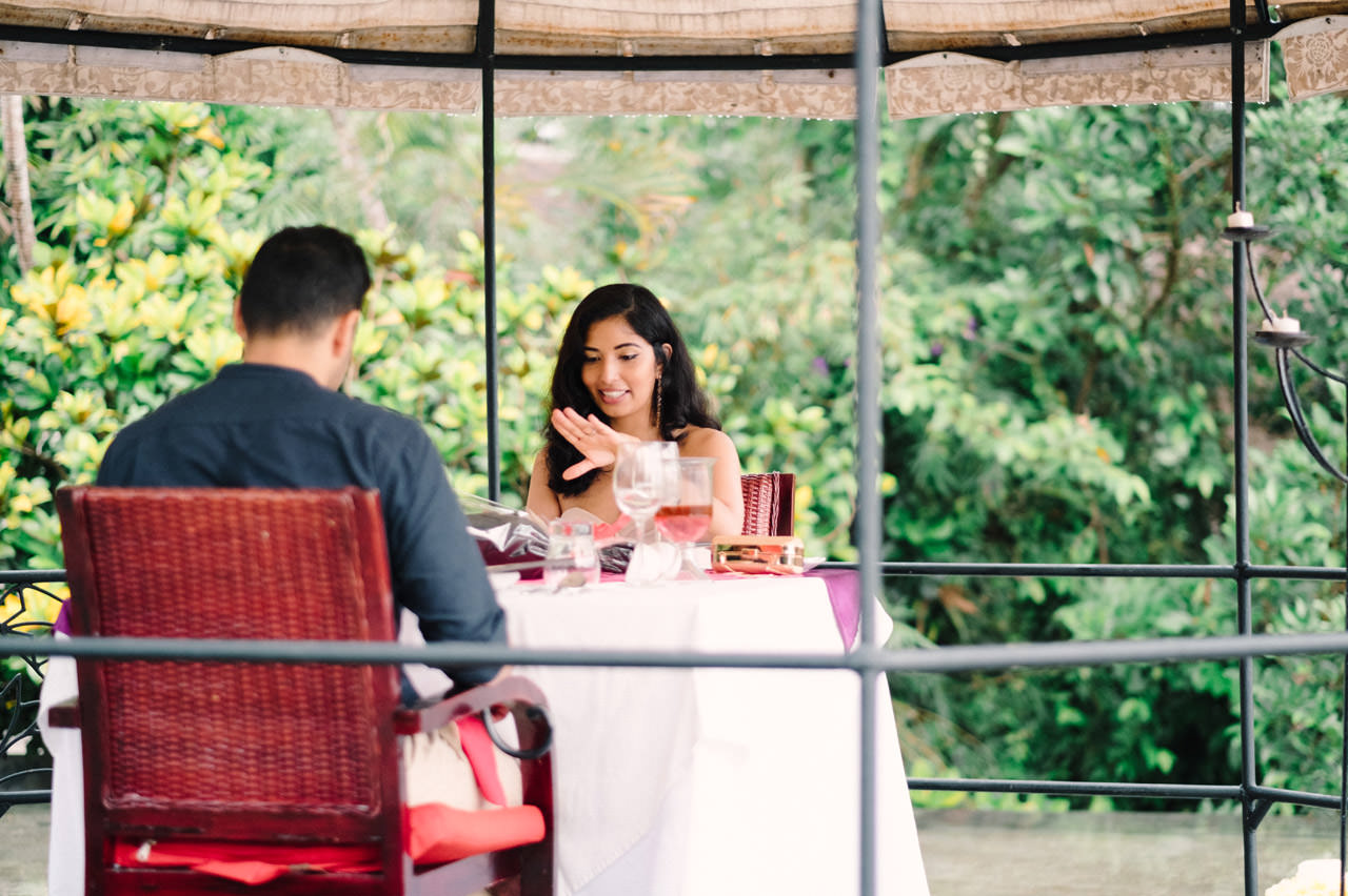Parag and Mona: Ubud Surprise Proposal 14