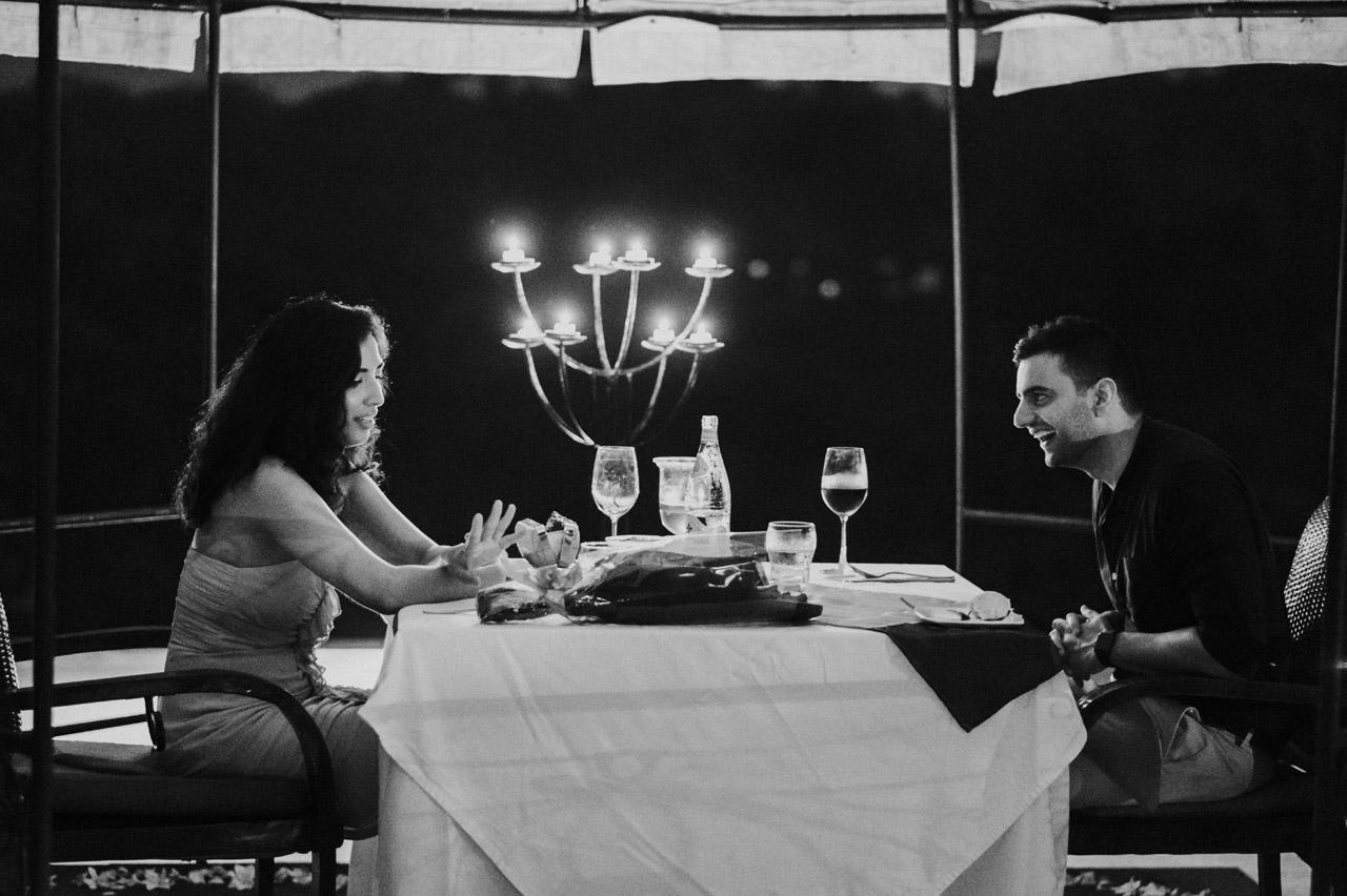Parag and Mona: Ubud Surprise Proposal 21