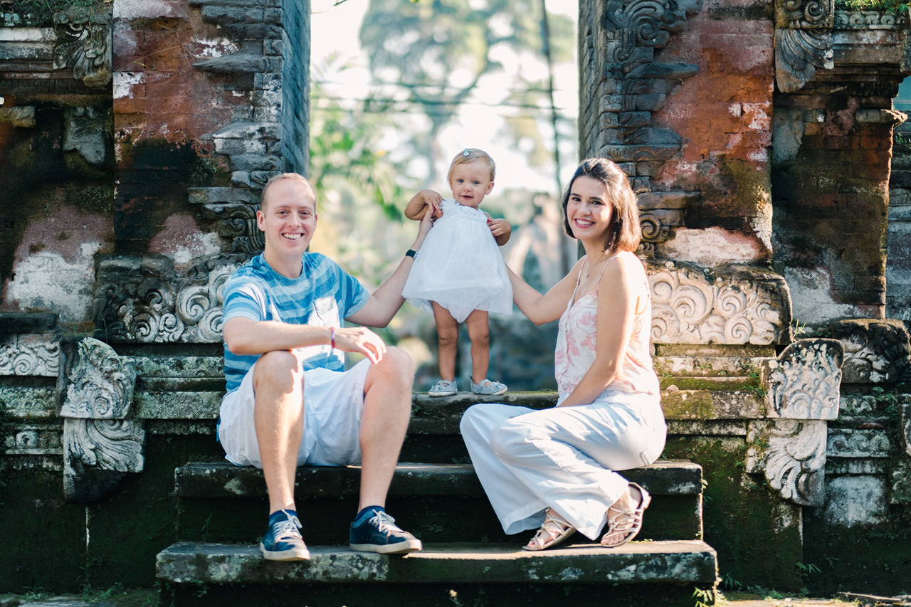 Bali Holiday Family Photo Session 2