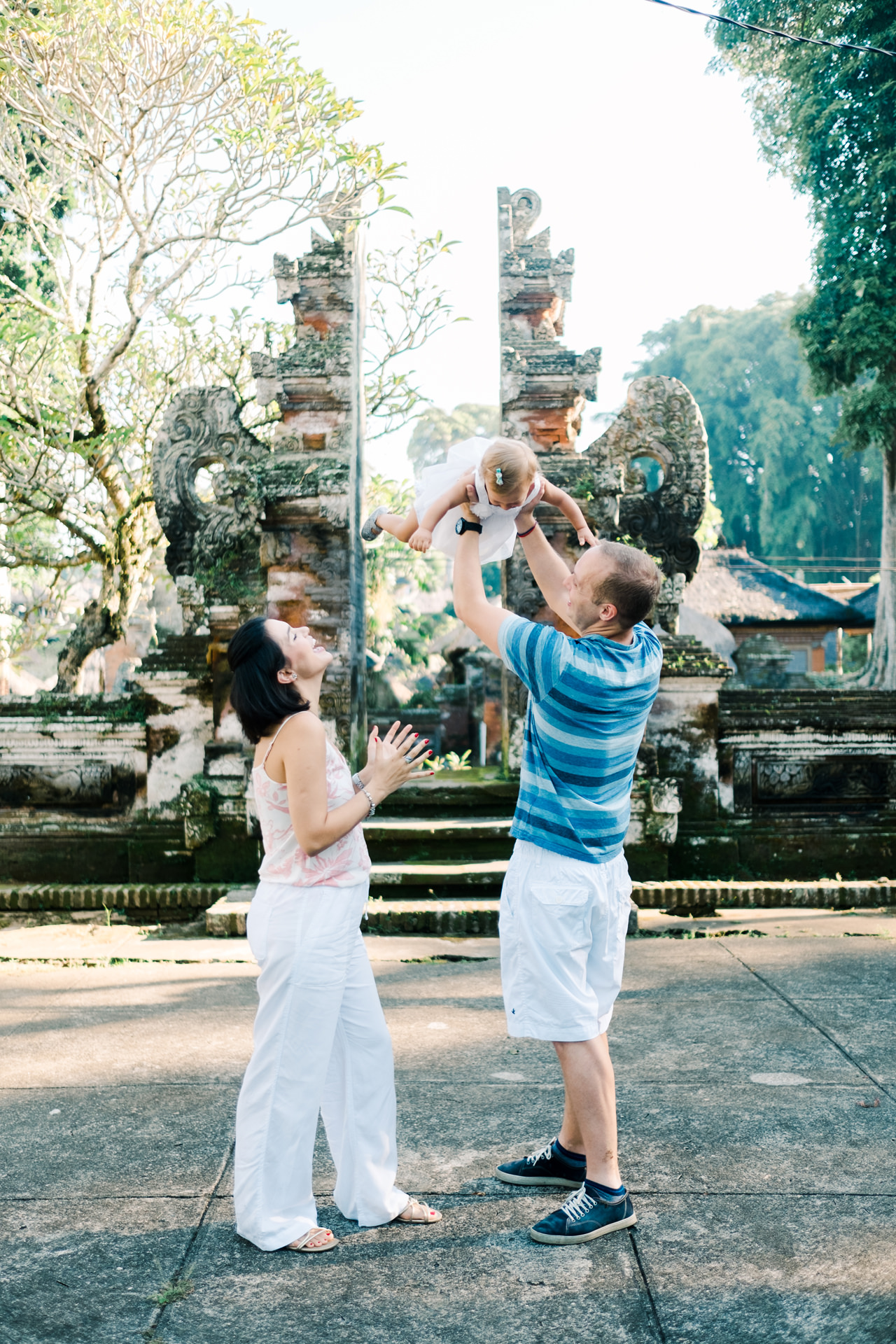 Bali Holiday Family Photo Session 3