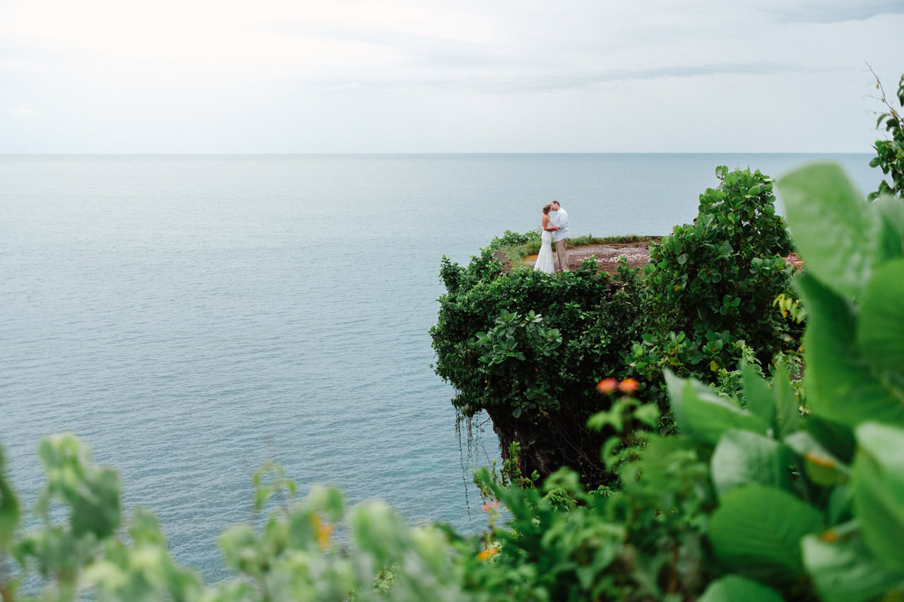 R&A: Bali Honeymoon Photography - Trash The Dress 5