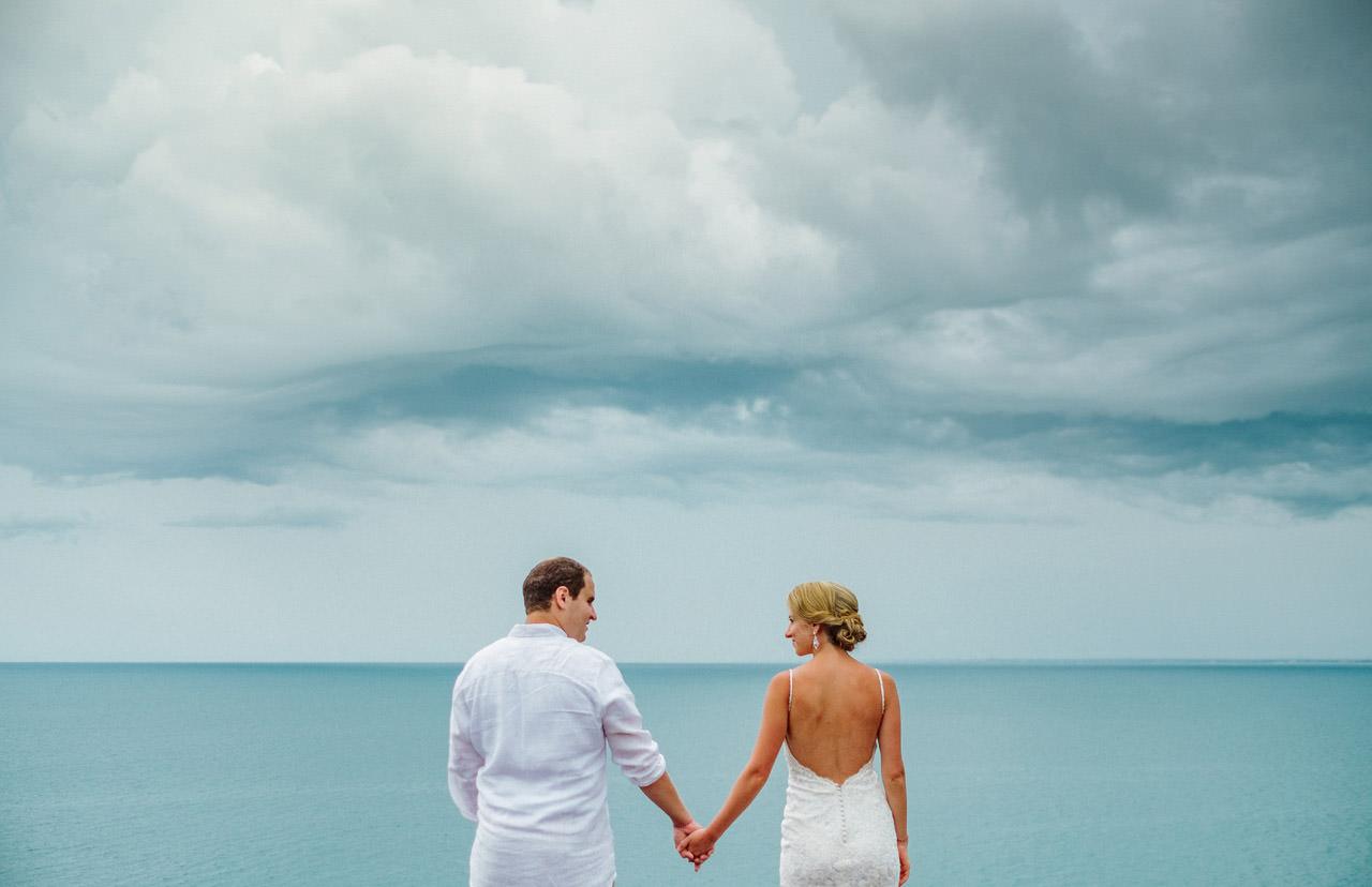 R&A: Bali Honeymoon Photography - Trash The Dress 6