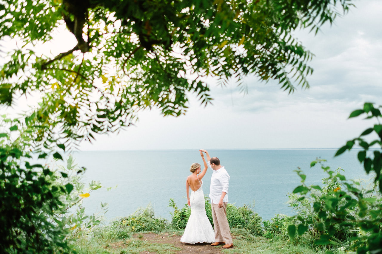 R&A: Bali Honeymoon Photography - Trash The Dress 9