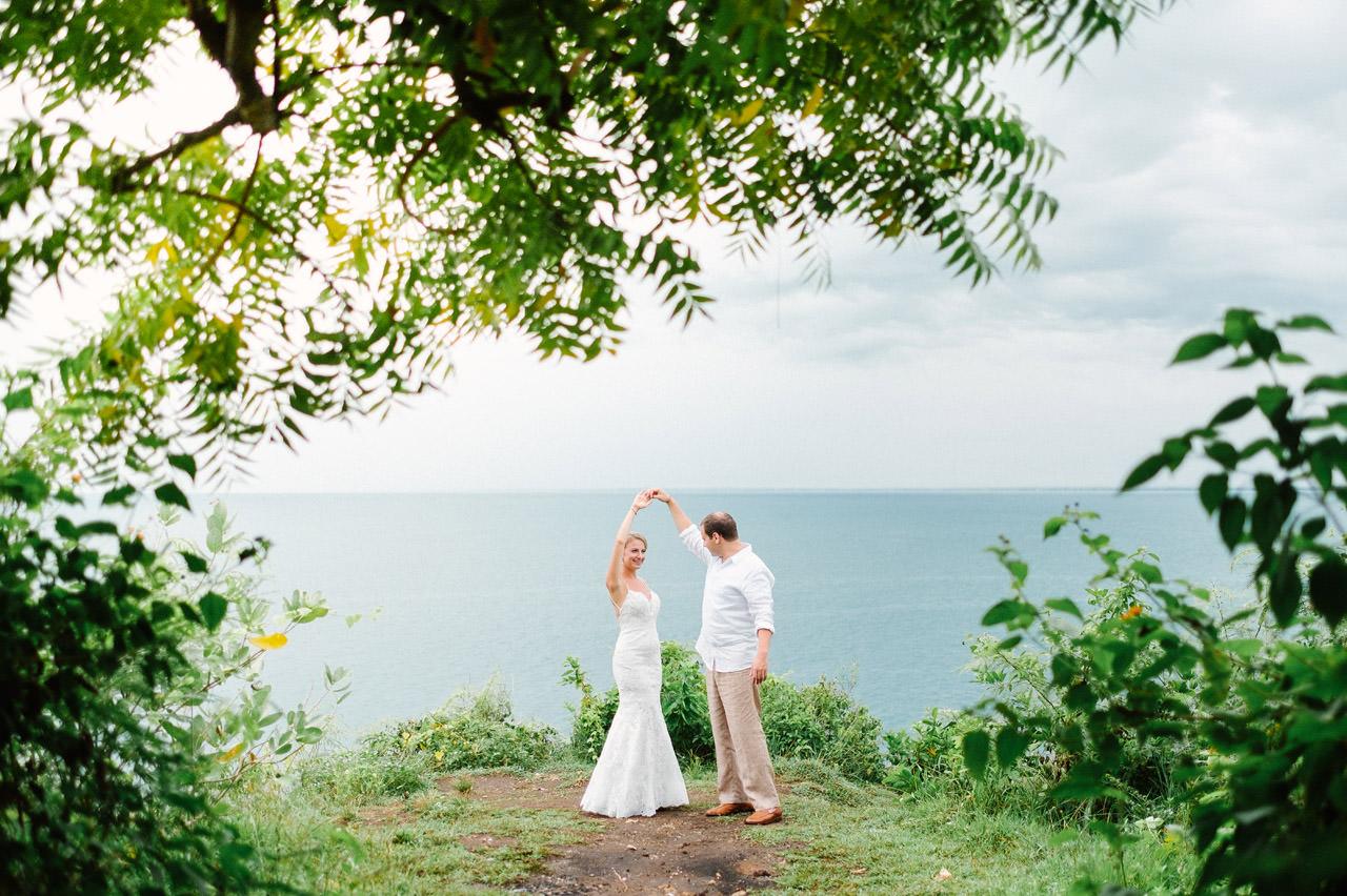 R&A: Bali Honeymoon Photography - Trash The Dress 10