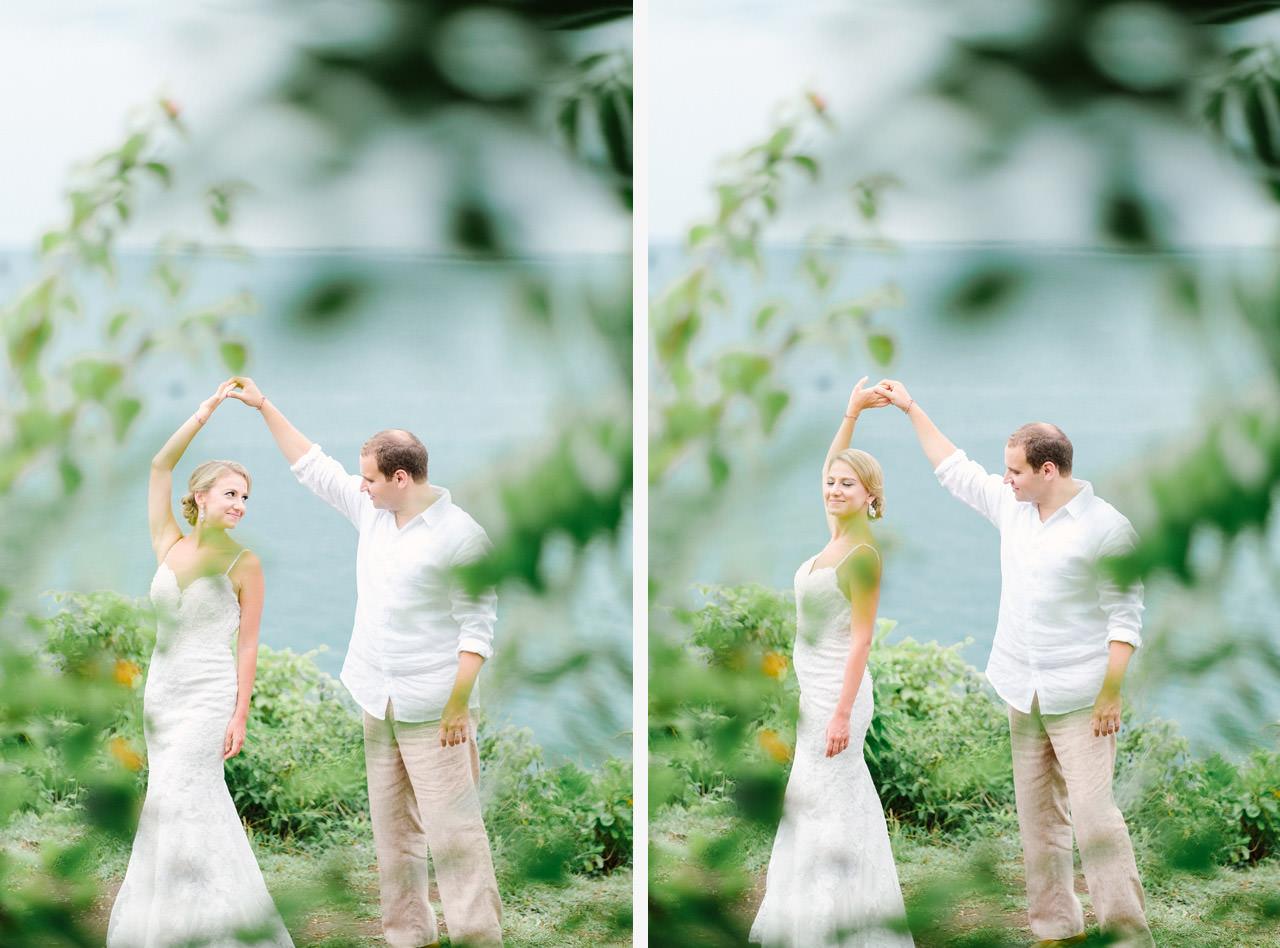 R&A: Bali Honeymoon Photography - Trash The Dress 11