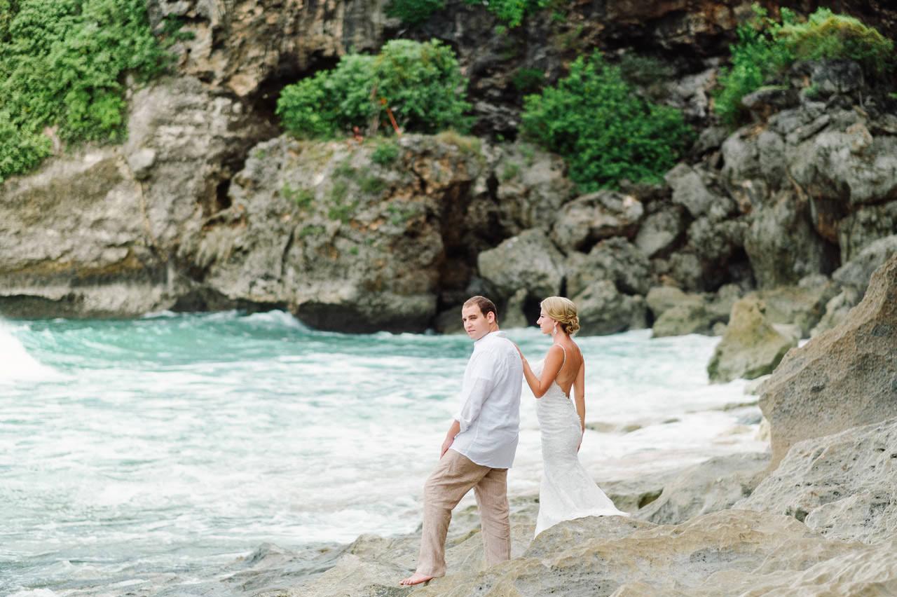 R&A: Bali Honeymoon Photography - Trash The Dress 19