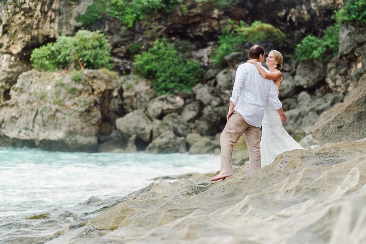 R&A: Bali Honeymoon Photography - Trash The Dress 20