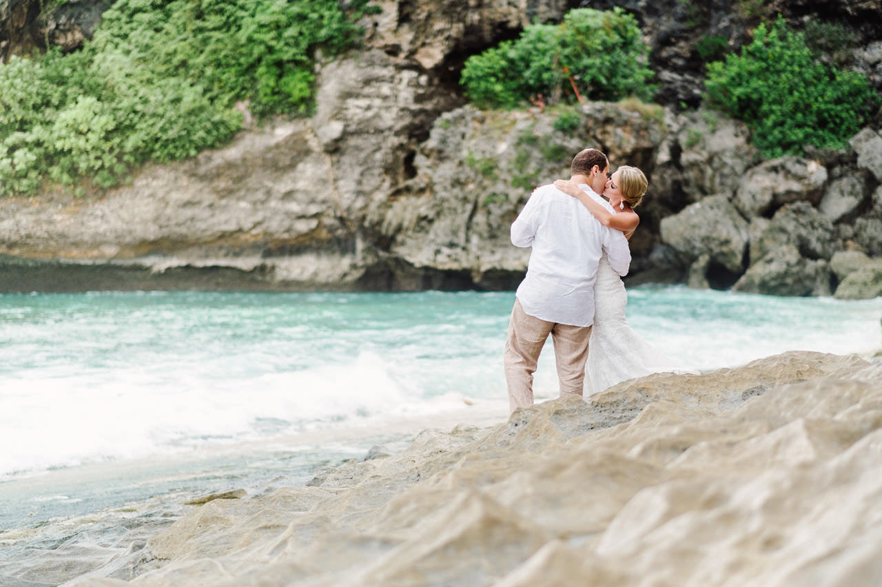 R&A: Bali Honeymoon Photography - Trash The Dress 21