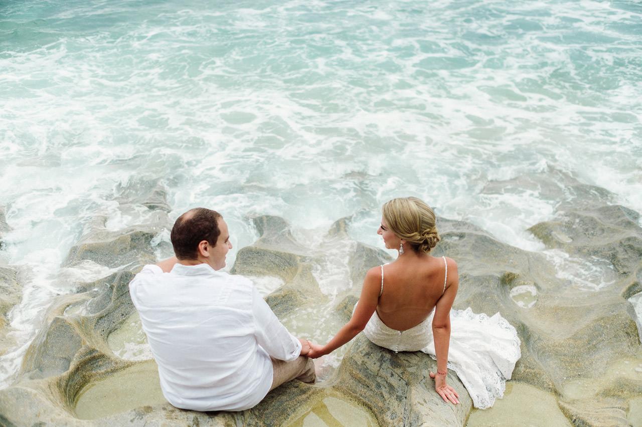 R&A: Bali Honeymoon Photography - Trash The Dress 27