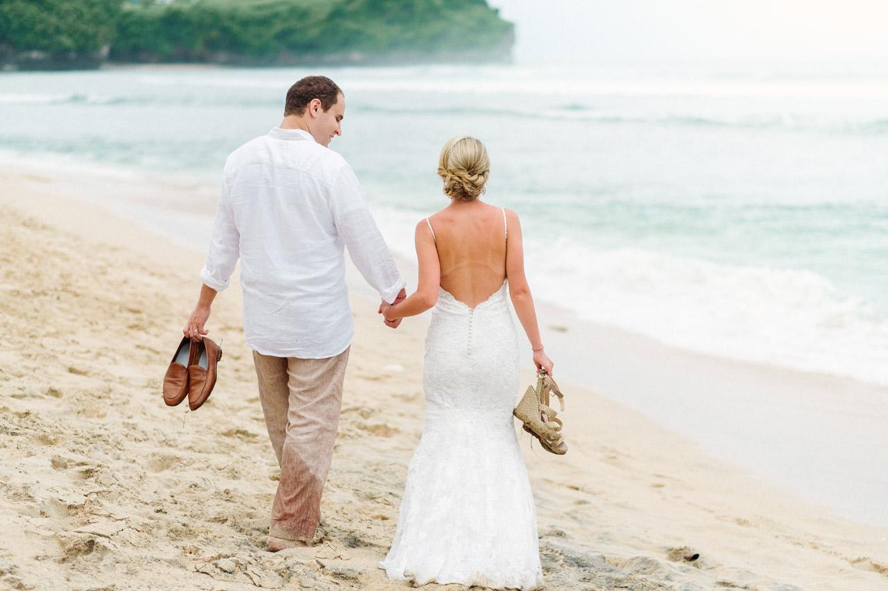 R&A: Bali Honeymoon Photography - Trash The Dress 31
