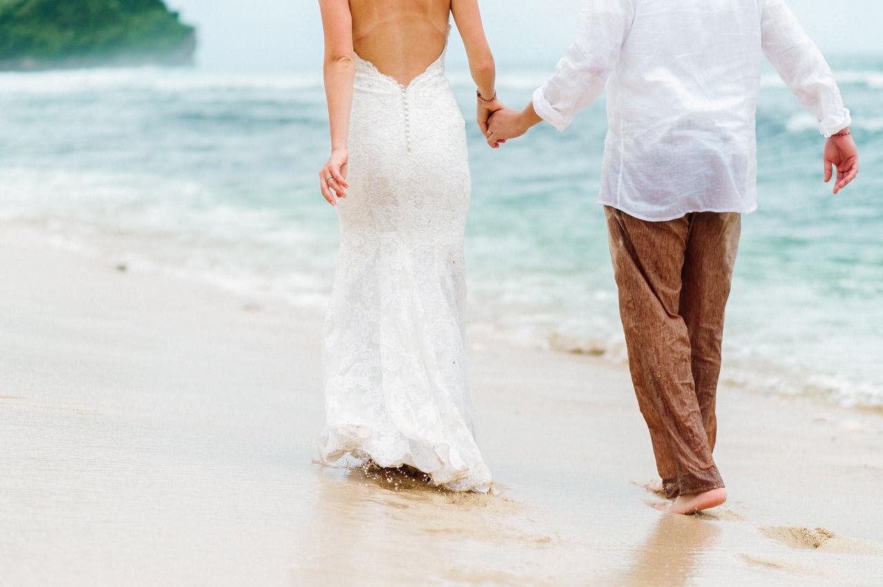 R&A: Bali Honeymoon Photography - Trash The Dress 37