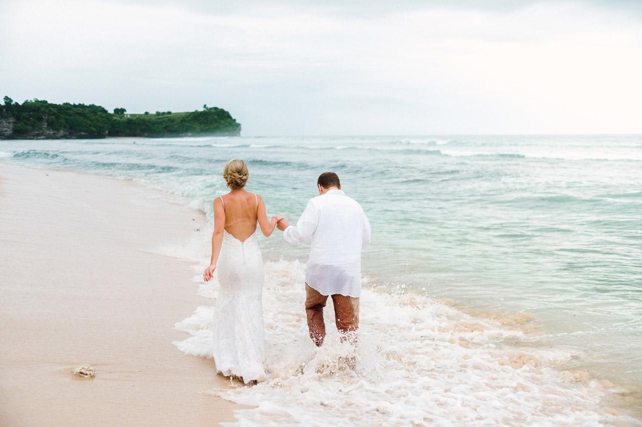 R&A: Bali Honeymoon Photography - Trash The Dress 38
