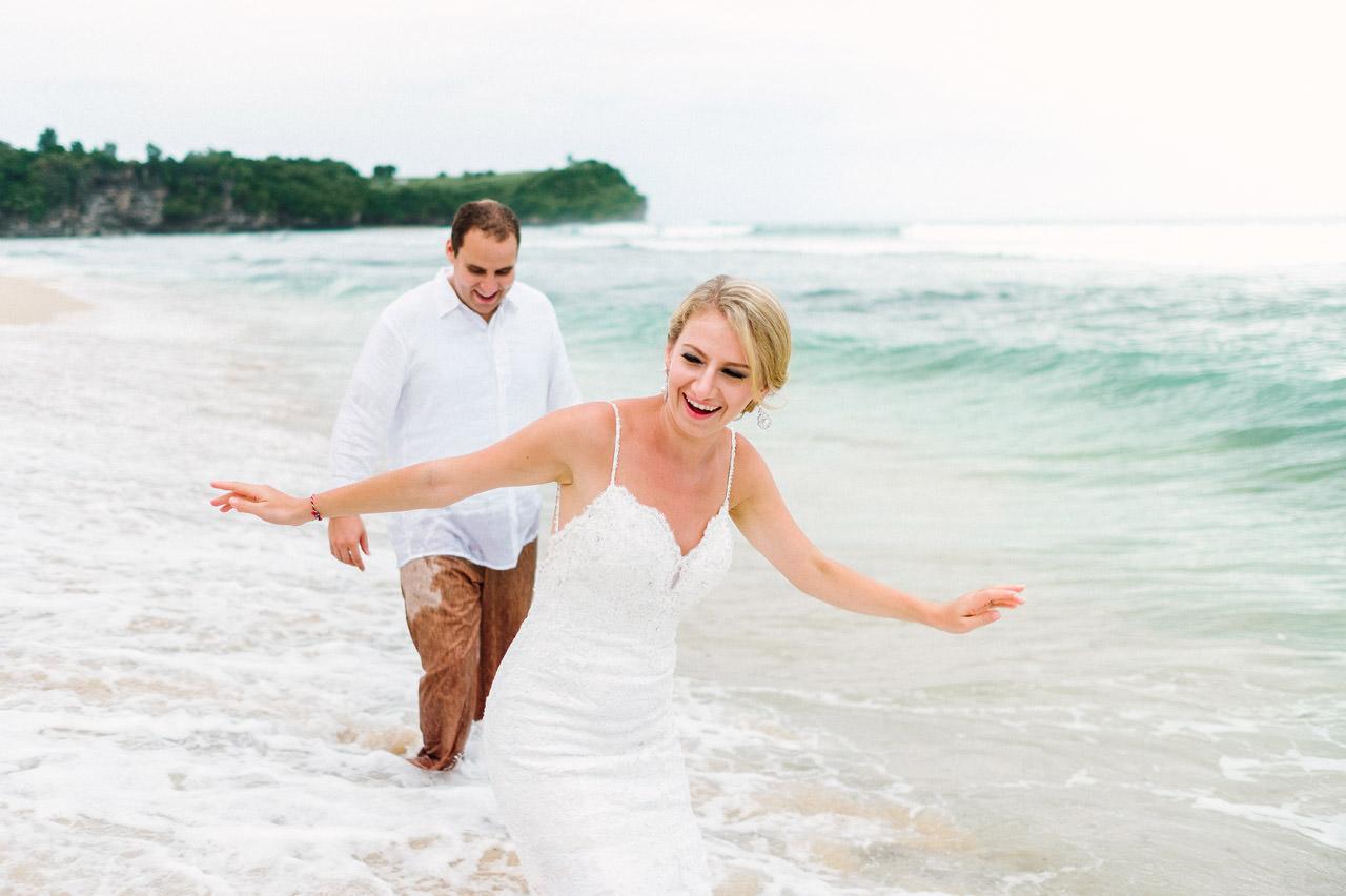 R&A: Bali Honeymoon Photography - Trash The Dress 40