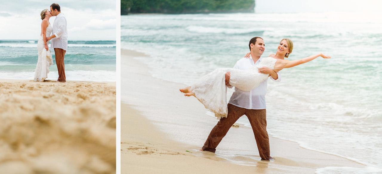 R&A: Bali Honeymoon Photography - Trash The Dress 45