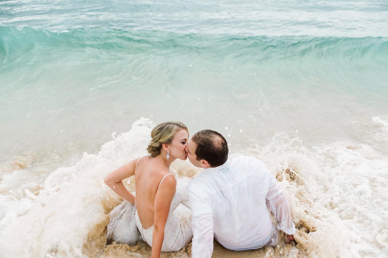 R&A: Bali Honeymoon Photography - Trash The Dress 46