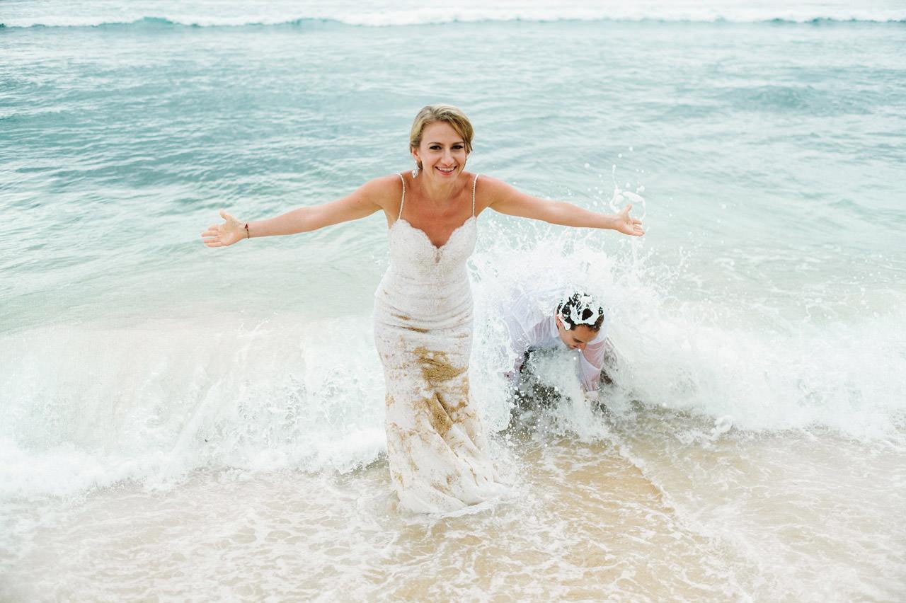 R&A: Bali Honeymoon Photography - Trash The Dress 48