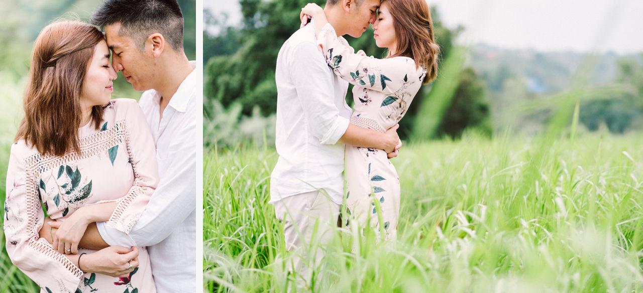 R&A: Rainy Day Engagement Photoshoot in Ubud 4