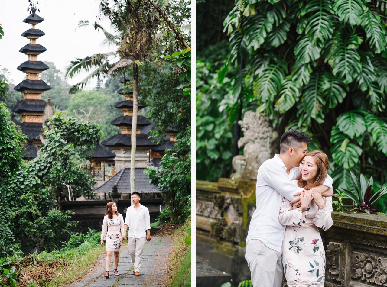 R&A: Rainy Day Engagement Photoshoot in Ubud 5
