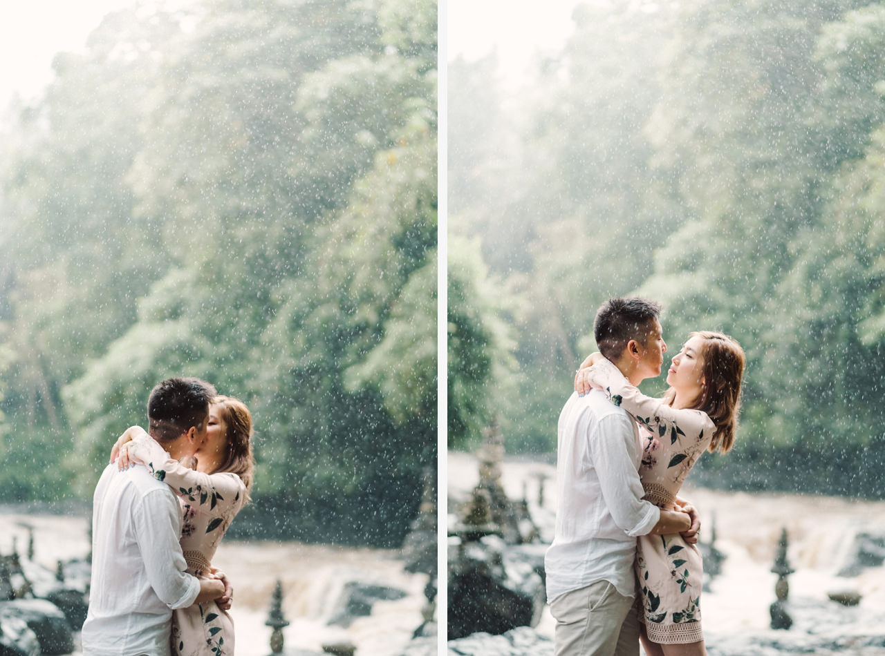 R&A: Rainy Day Engagement Photoshoot in Ubud 12