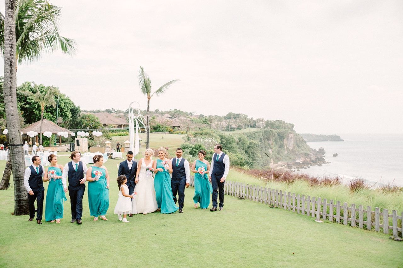 R&C: Destination Wedding at Tresna Chapel Ayana Resort 35