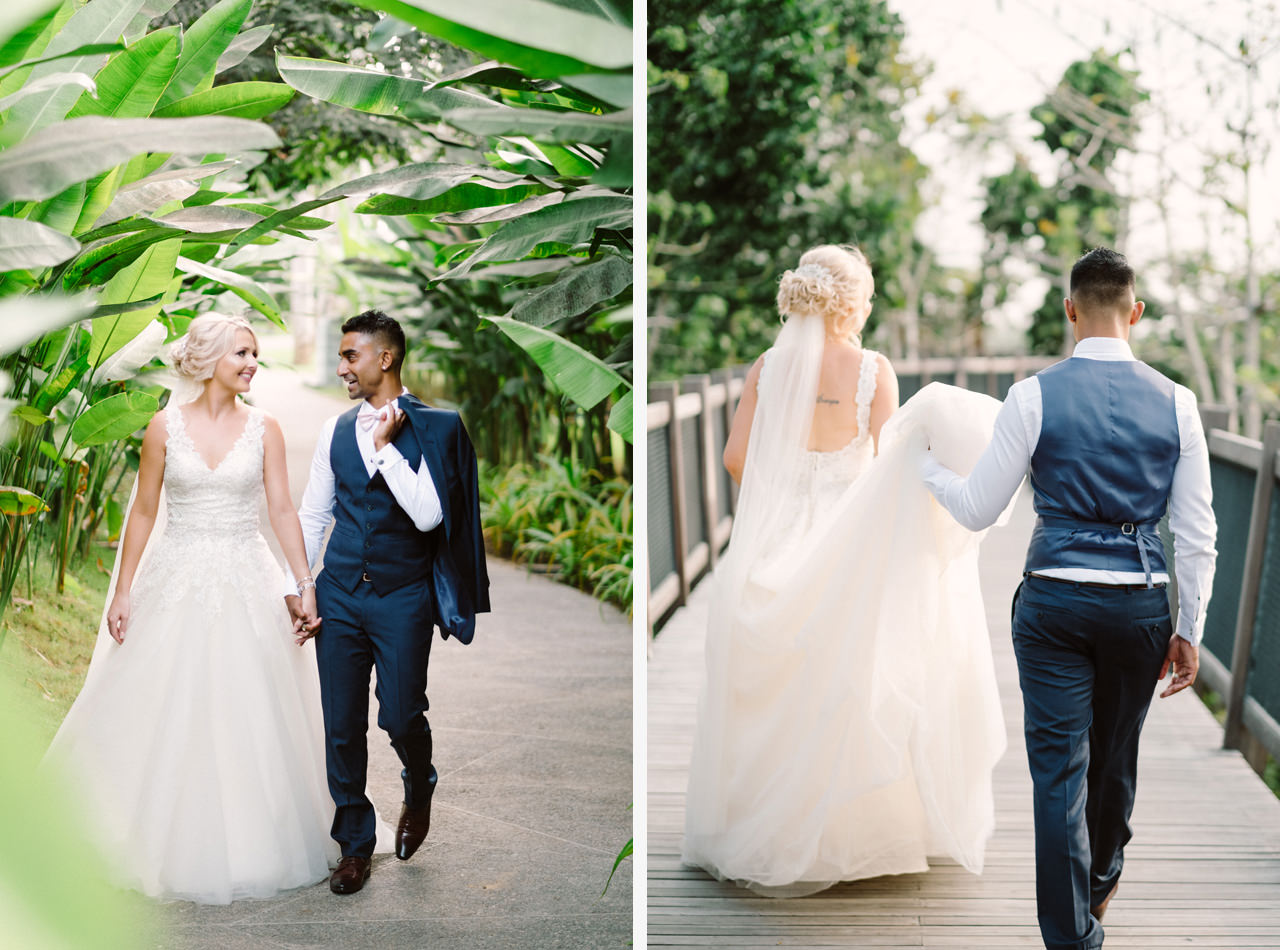R&C: Destination Wedding at Tresna Chapel Ayana Resort 39