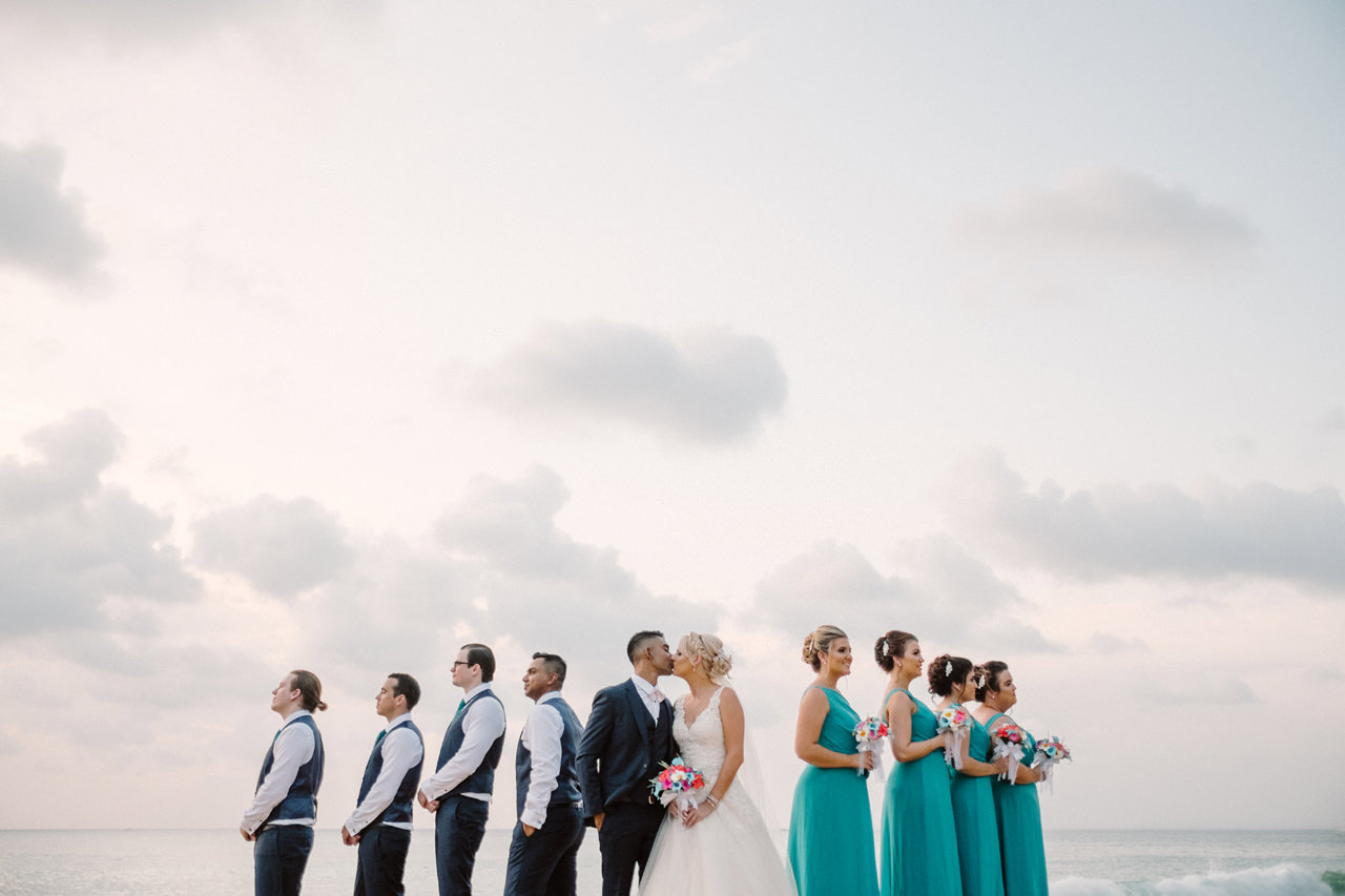 R&C: Destination Wedding at Tresna Chapel Ayana Resort 48