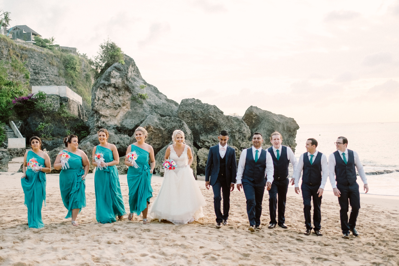 R&C: Destination Wedding at Tresna Chapel Ayana Resort 49